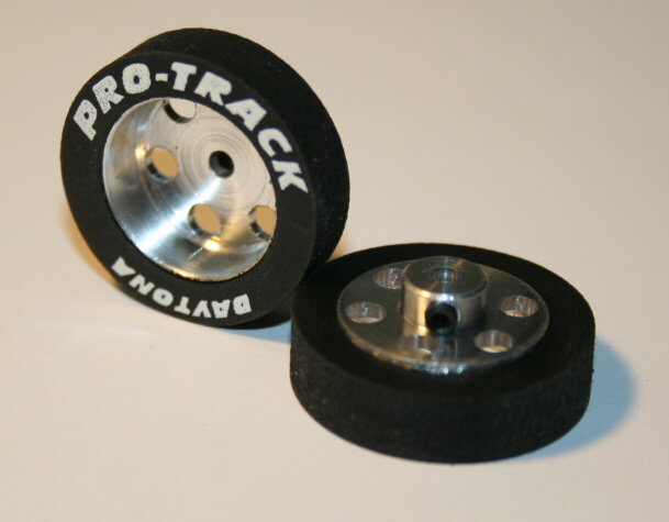 Solid rubber RETRO fronts